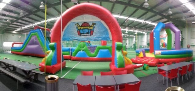 Pumped Up Inflatables